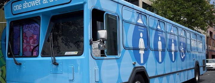 Mobile Bathrooms around the Globe