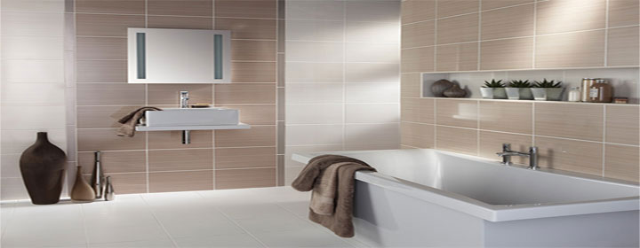 Bathroom Tiles Feature