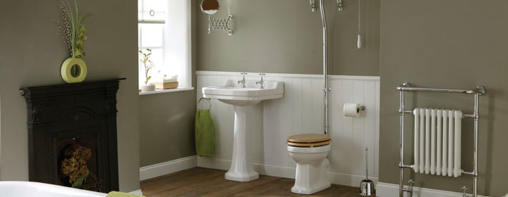 Traditional Bathroom Designs