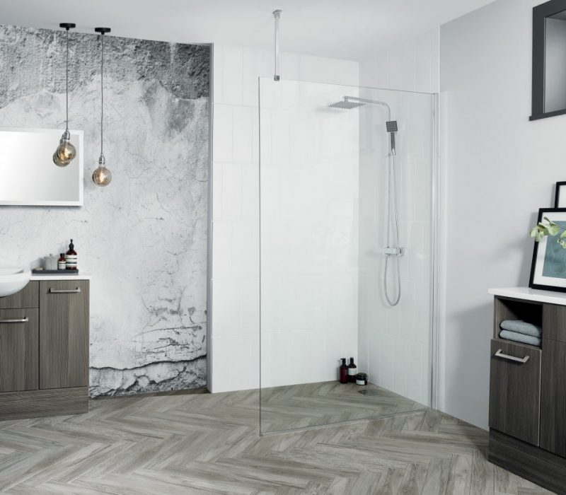 Showing different wet room ideas