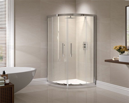 En Suite Quadrant Shower Enclosures