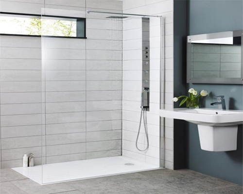 Frameless En Suite Enclosures