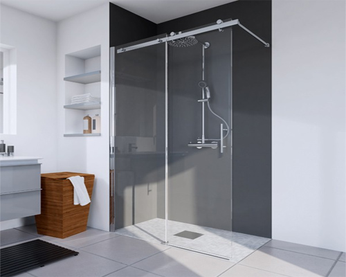 Walk in Shower En Suite
