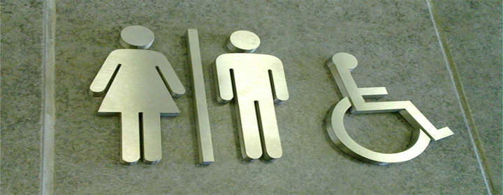 Workplace Toilets
