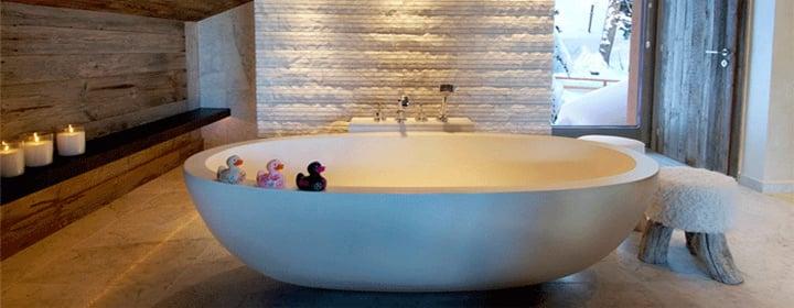 Winter Luxury Baths