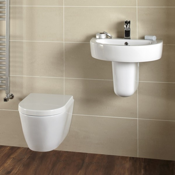 Cheap Toilets - Frontline Emme Toilet