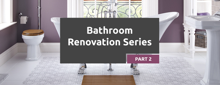 Bathroom Renovation Series