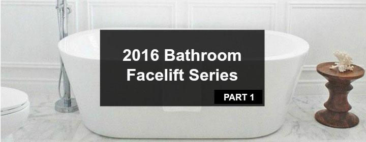 Bathroom Series Part 1