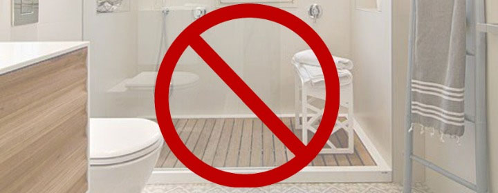 Bathroom Storage: Things Not To Keep in The Bathroom