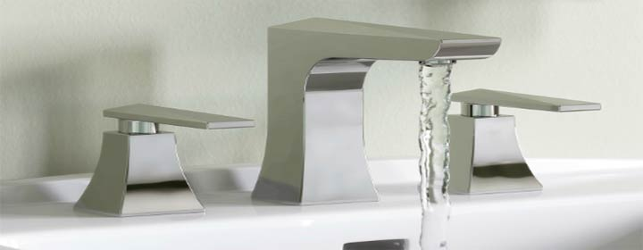 Designer Bath Taps Feature