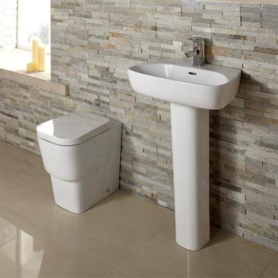 Frontline Cubix Toilet & Basin