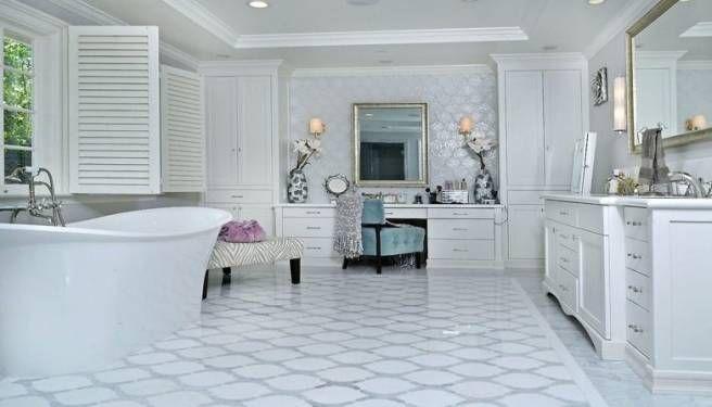 Amazing Celebrity Bathroom Inspiration - Bella Bathrooms Blog