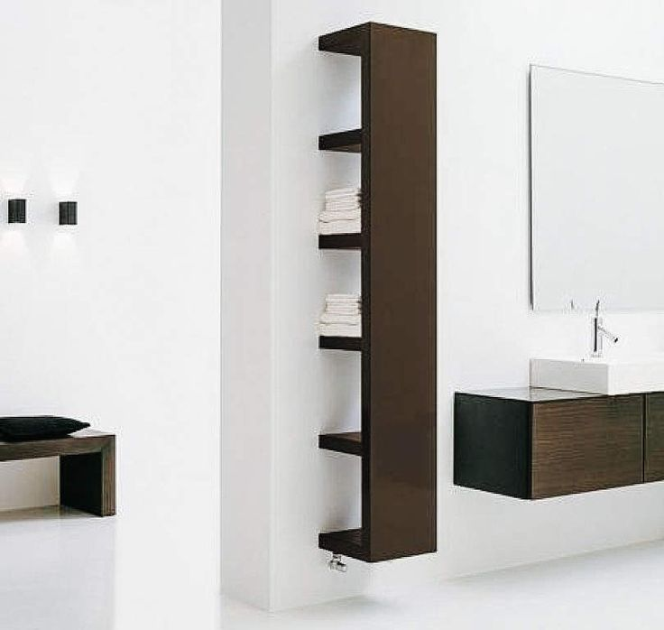 7 really clever bathroom storage ideas for Clever bathroom ideas
