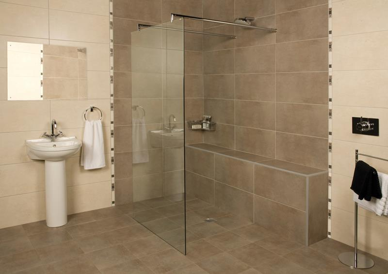 Self Cleaning Shower Doors