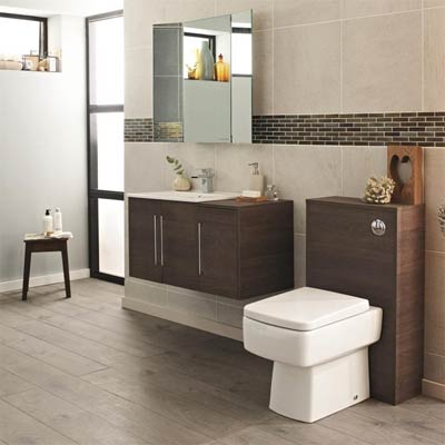 Hudson Reed Horizon Vanity Unit
