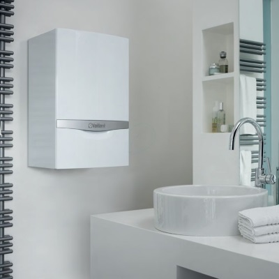 Bathroom Energy Savings - Condensing Combi Boiler