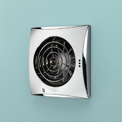 Bathroom Energy Savings - Extractor Fan