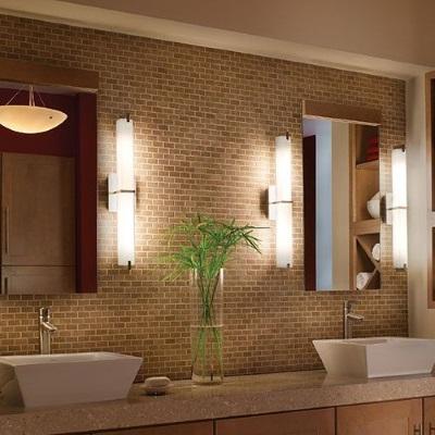 Bathroom Energy Savings - LED Bathroom Lights
