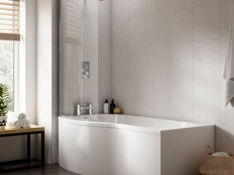 Shower Over Bath concept premier-b-shape-shower-bath-lifestyle_1