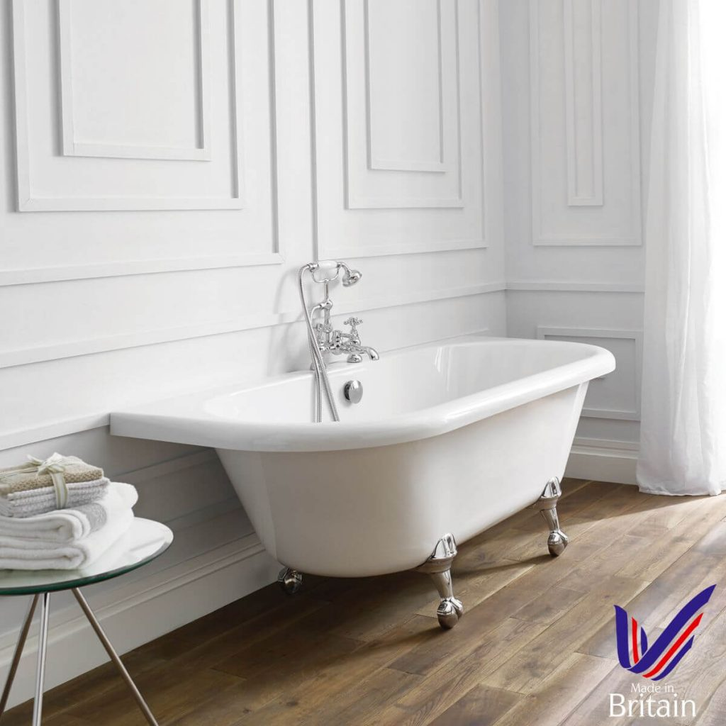 april-kildwick-white-back-to-wall-freestanding-bath
