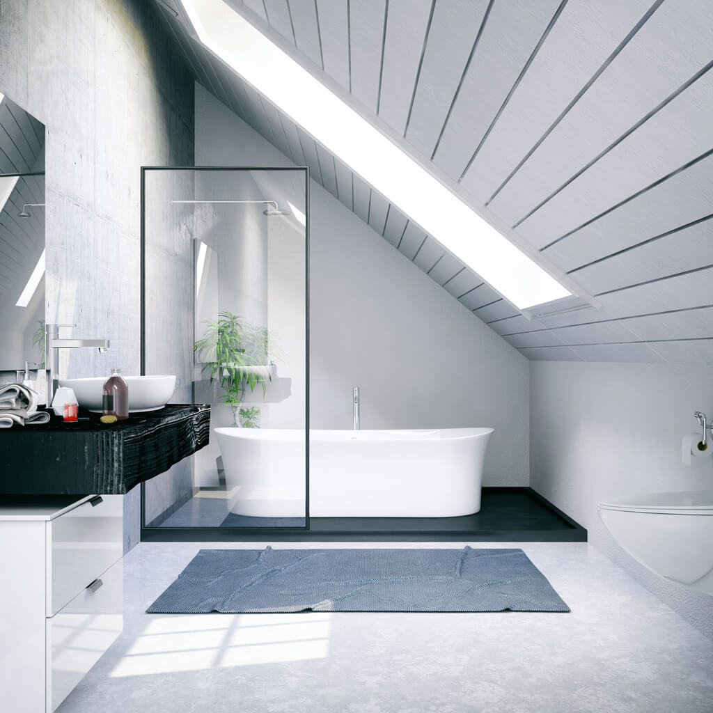 Best Loft Bathroom Ideas