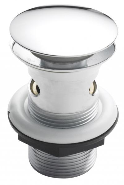 Push Button Click Clack Basin Waste