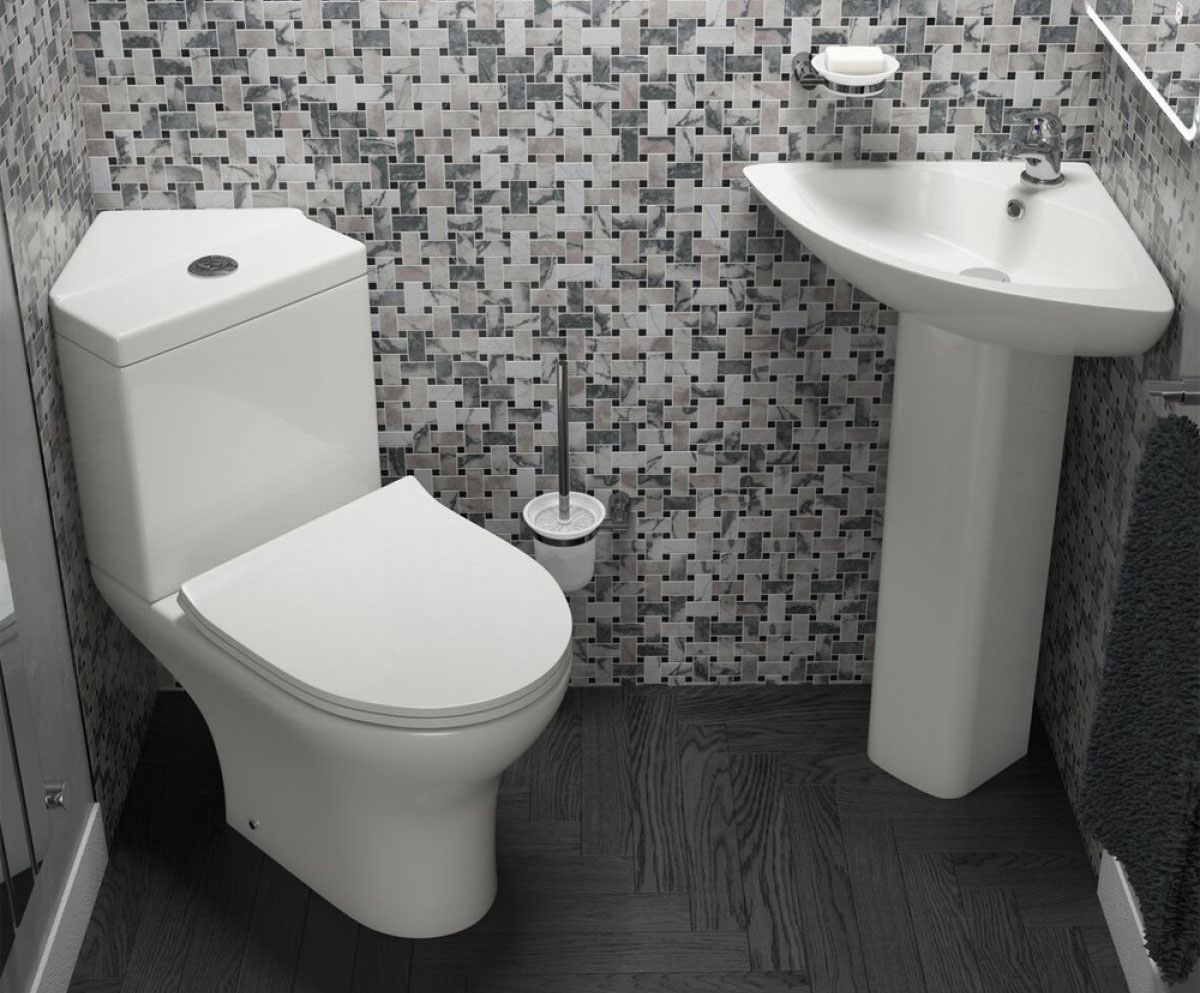 Best Corner Toilets For Small Bathrooms, Small Bathroom Toilets