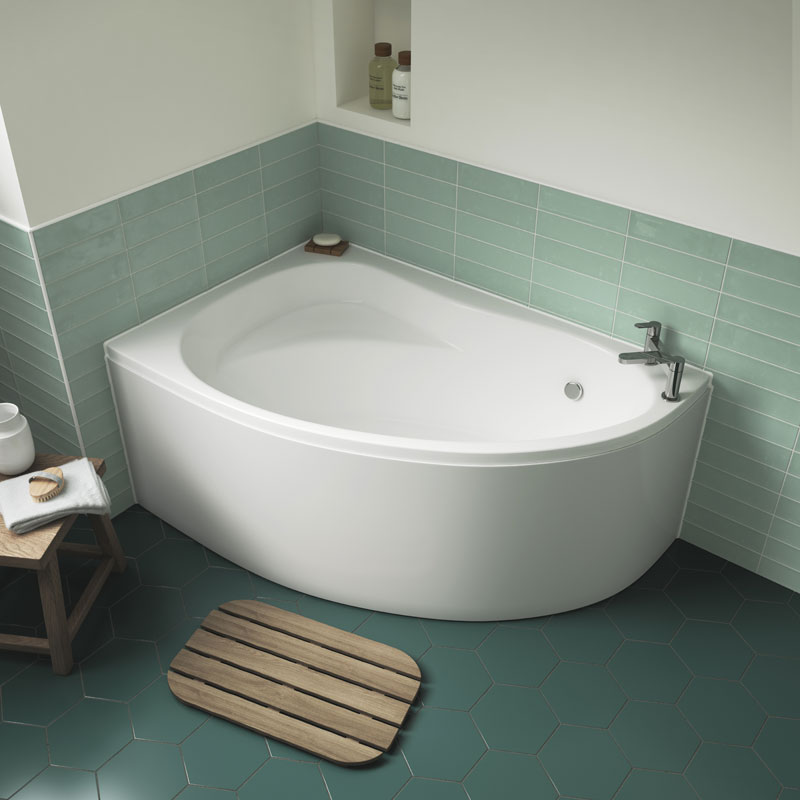 Corner Bath Measurements