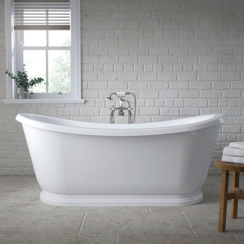 Freestanding Bath Measurements
