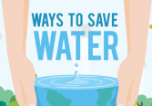 Ways to Save Water Header Image