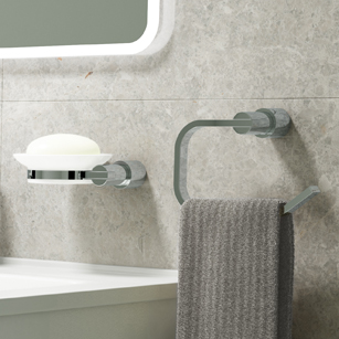Chrome Bathroom Accessories