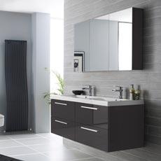 Double Sink Vanity Units