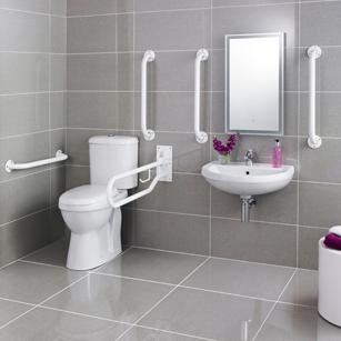 Easy Access Bathroom Sets