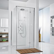 Hinged Shower Doors