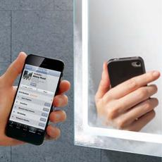 Radio & Bluetooth Mirrors
