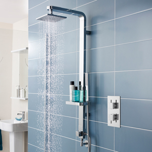 Nuie Mixer Showers