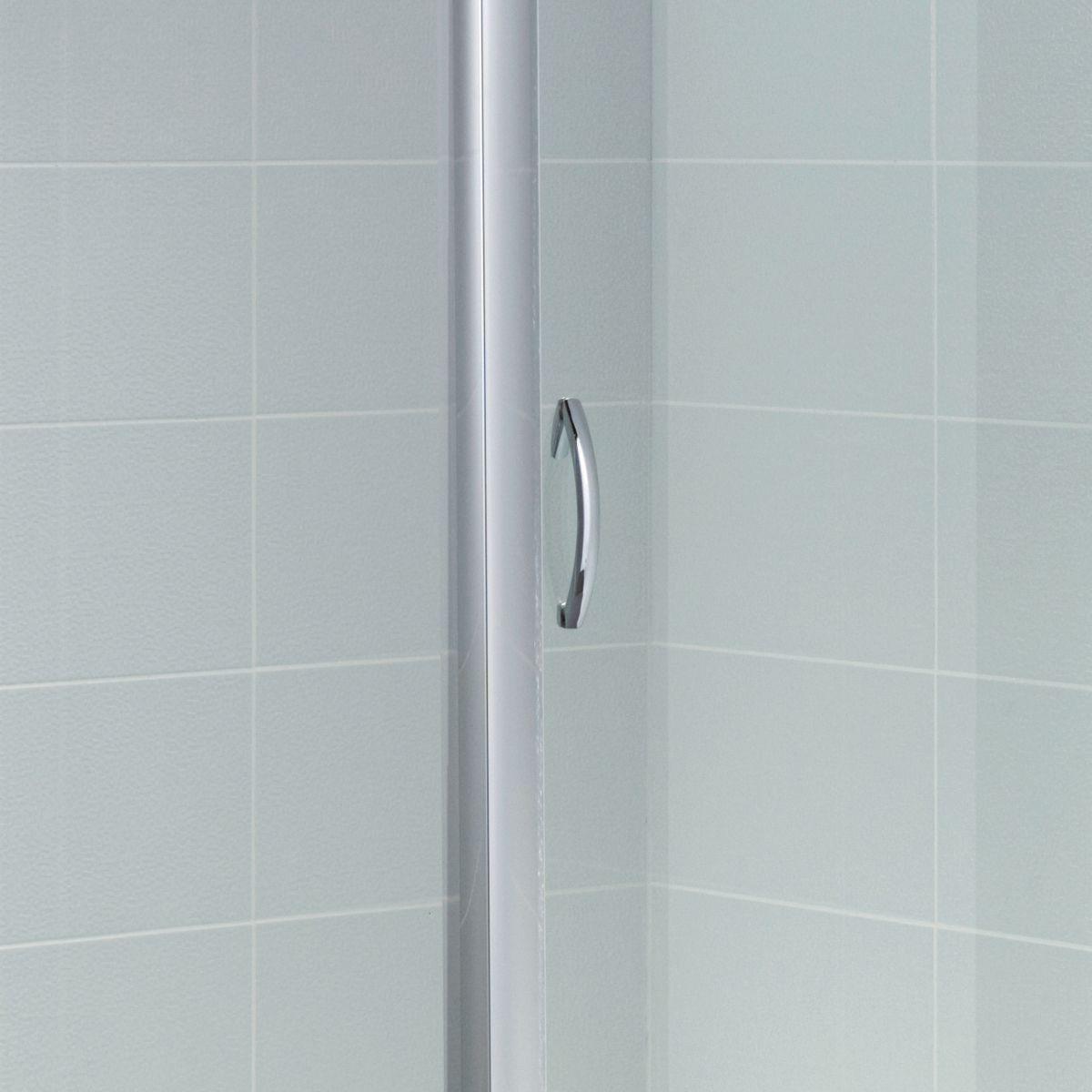 April Identiti Hinged Shower Door Handle