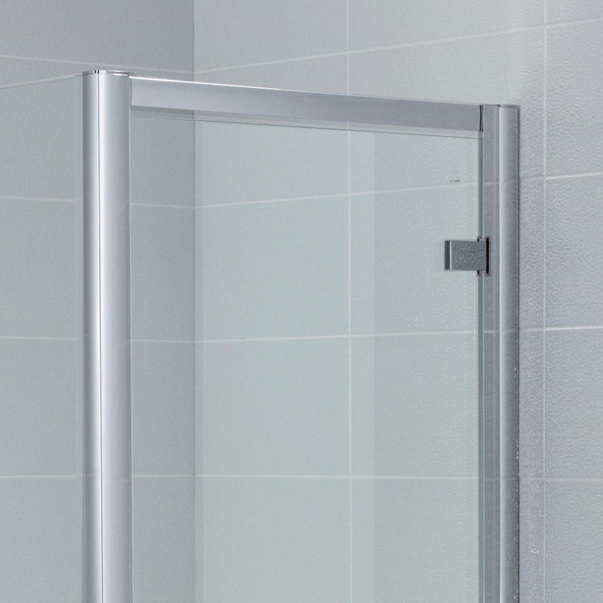 April Identiti Hinged Shower Door Hinge