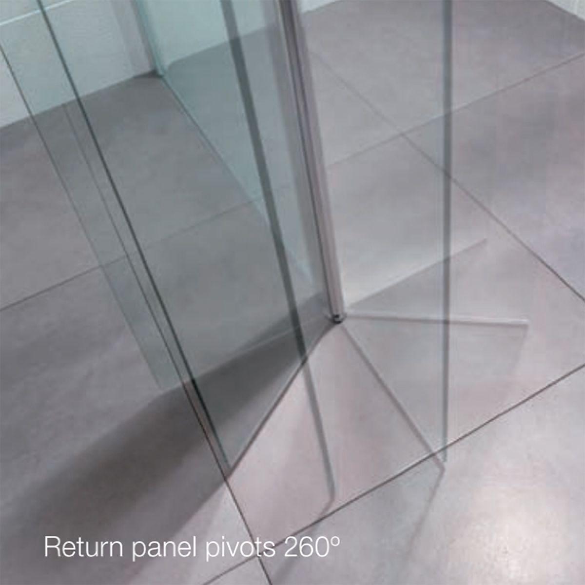 Identiti2 Wetroom Shower Enclosure Detail 3