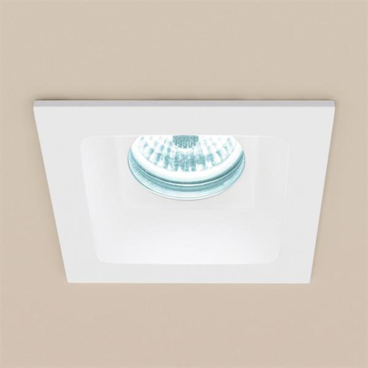 HiB Calibre Square Recessed LED Showerlight