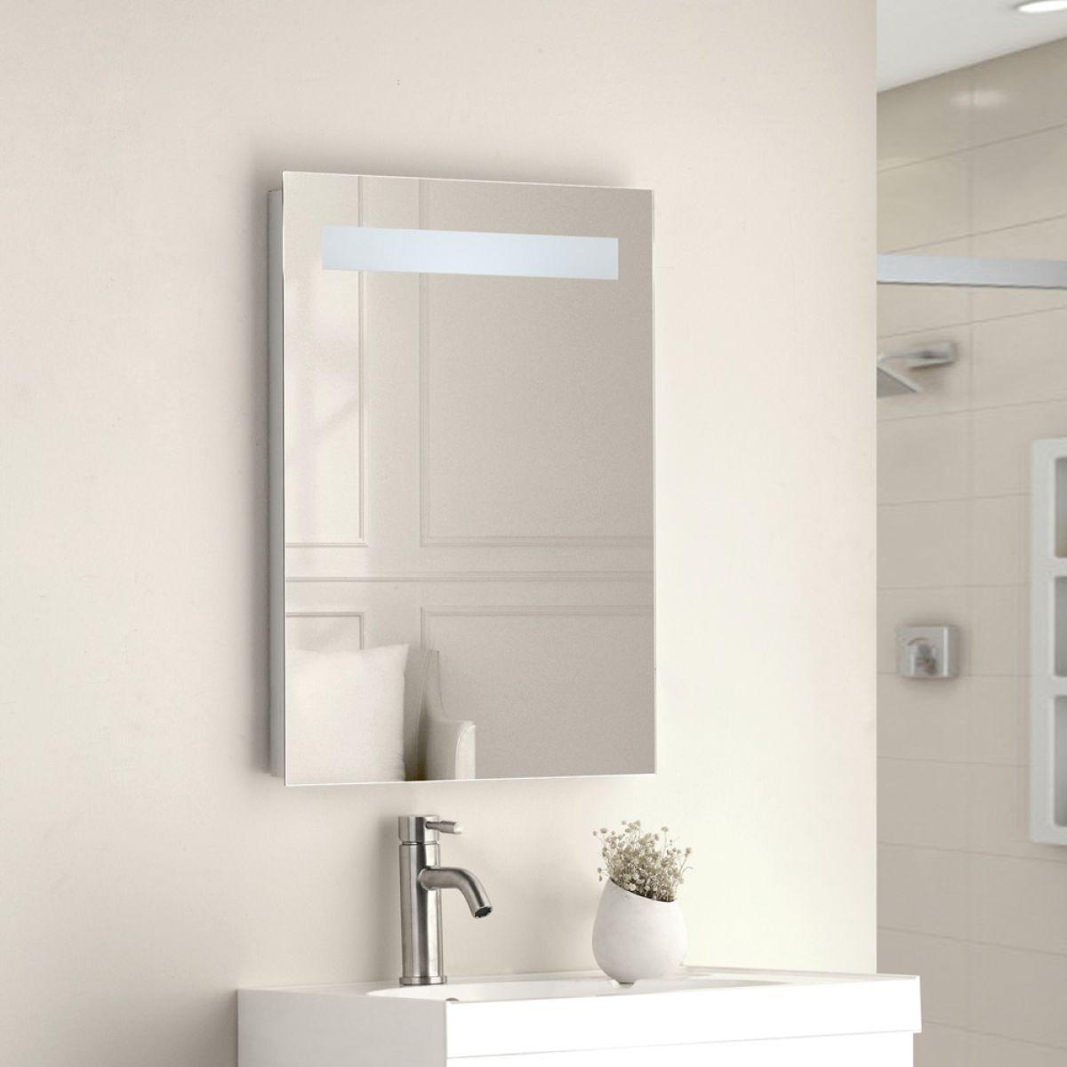 Cassellie Krypton LED Bathroom Mirror Lifestyle