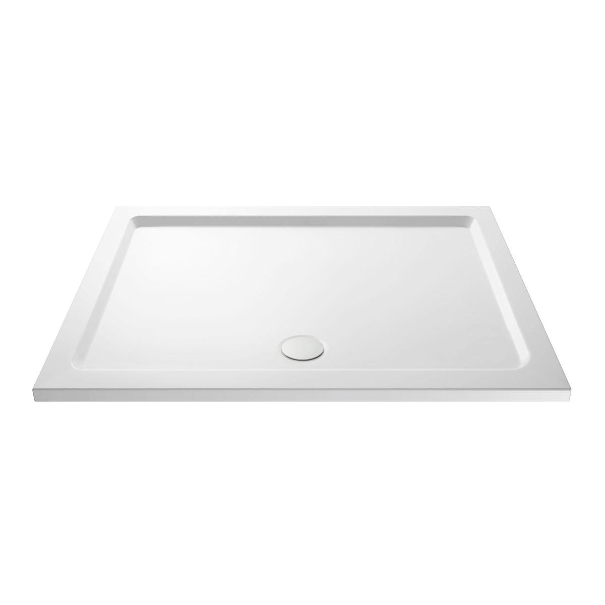 Cassellie Rectangular Shower Tray 1400 x 900mm