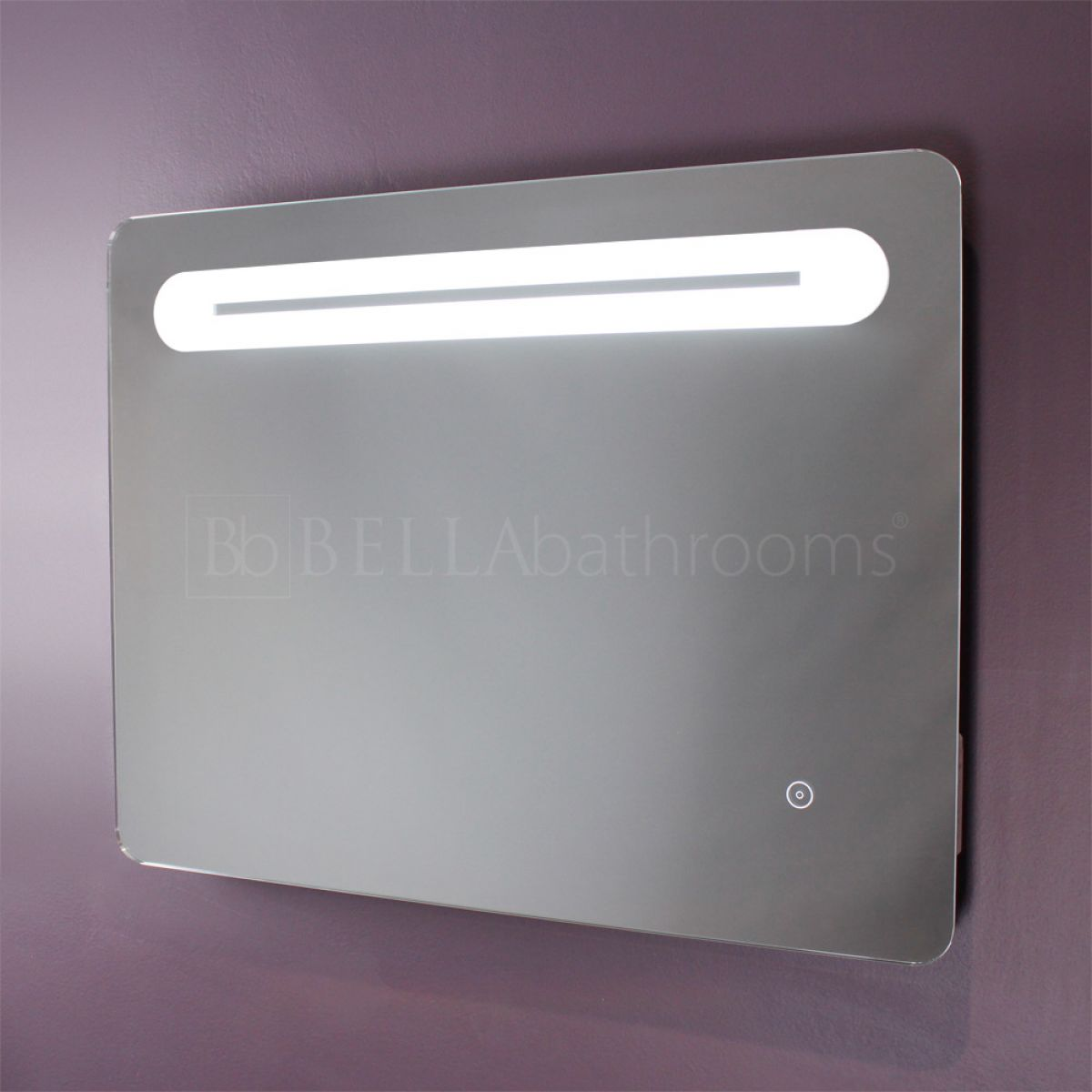 Cassellie Iridium LED Universal Bathroom Mirror
