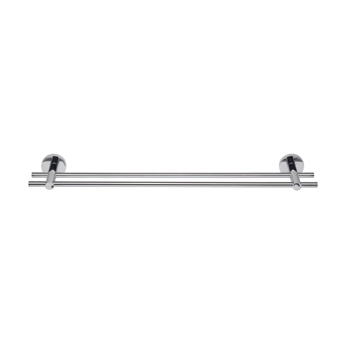 Croydex Professional Medium Double Towel Rail