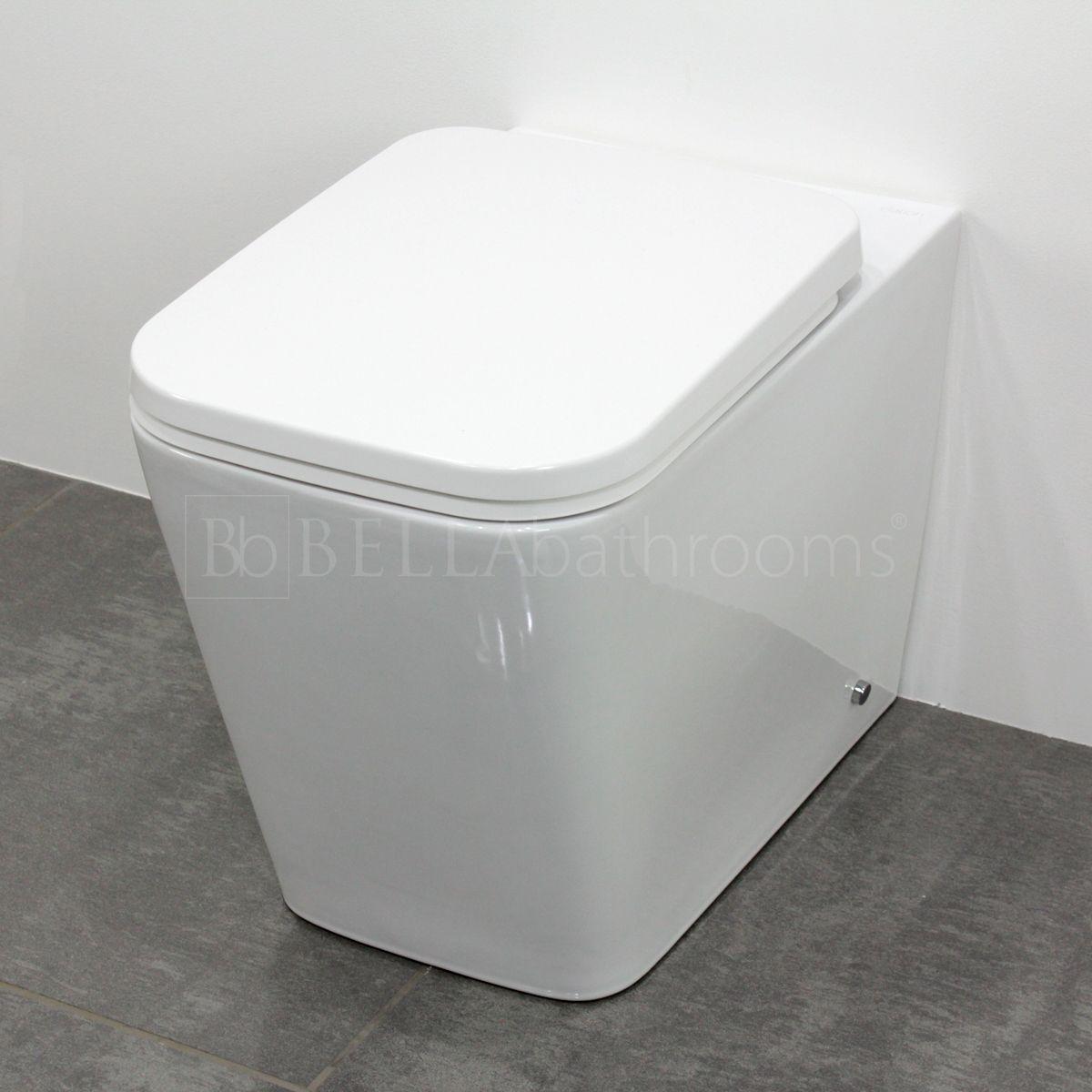 Elation Brearton Back To Wall Toilet