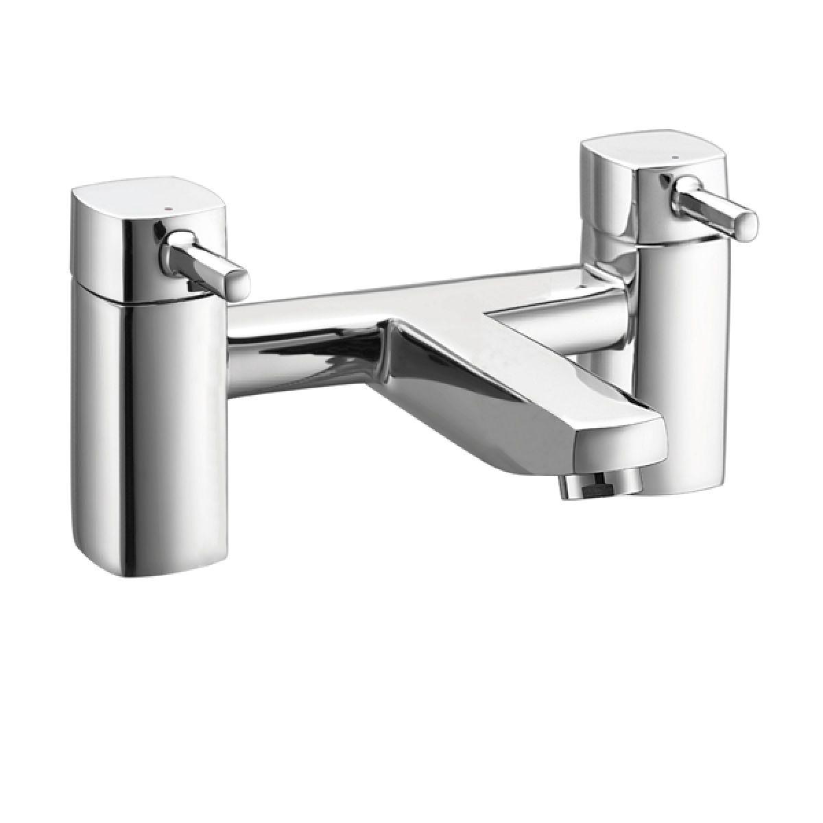 Frontline Cubix2 Bath Filler Tap