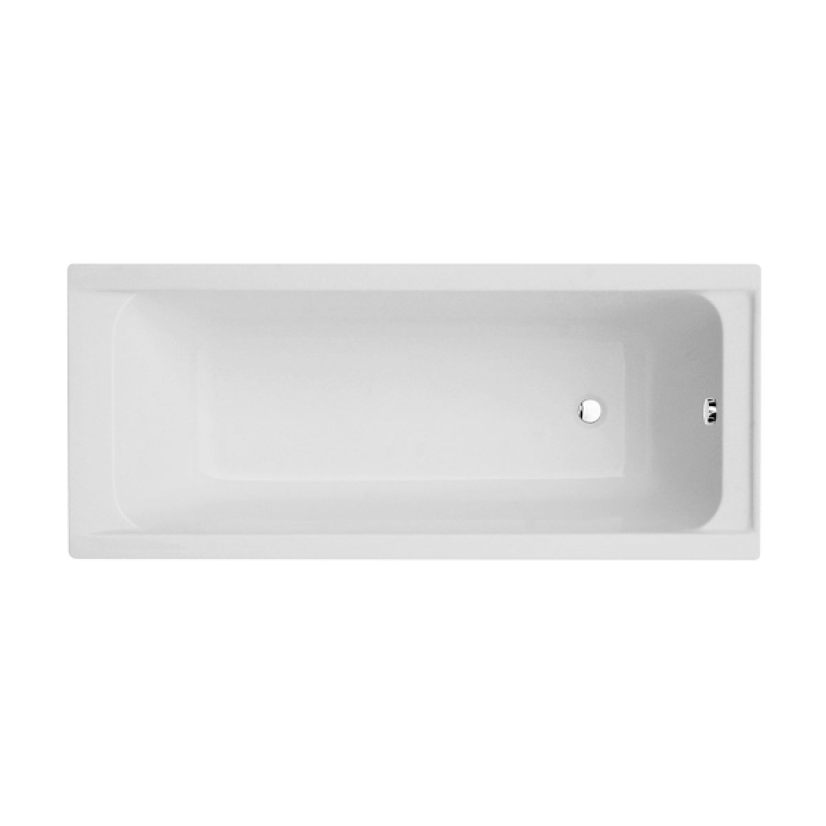 Frontline Linear Luxury Single Ended Bath
