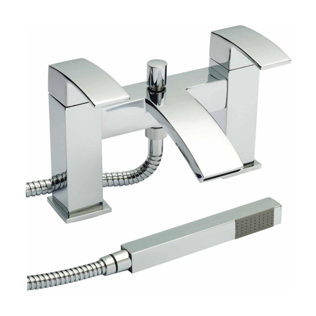 Frontline Pure Bath Shower Mixer Tap