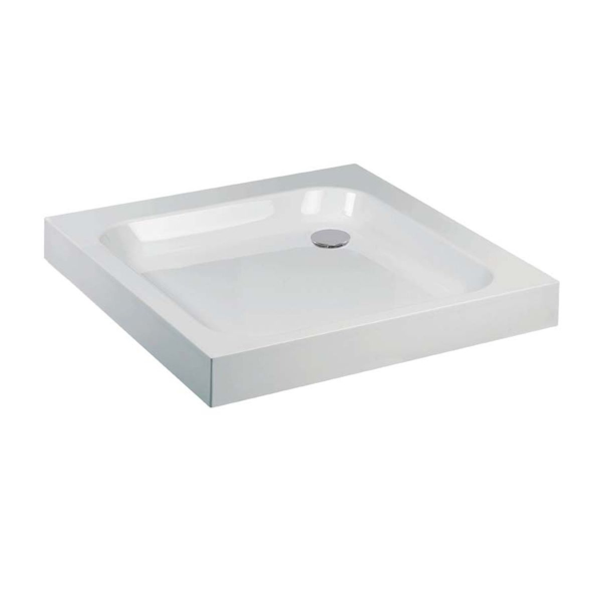 Frontline Standard Square Shower Tray 1000 x 1000mm