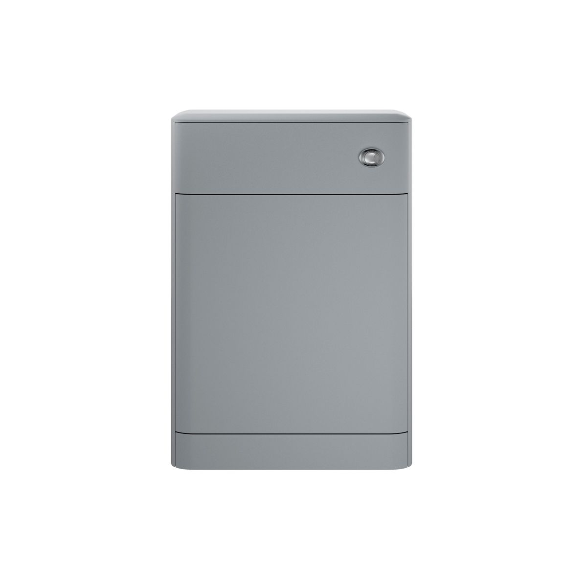 Hudson Reed Sarenna Dove Grey WC Unit 550mm